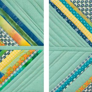Kurs Nr. 21-2-25-1 Quilt as you go